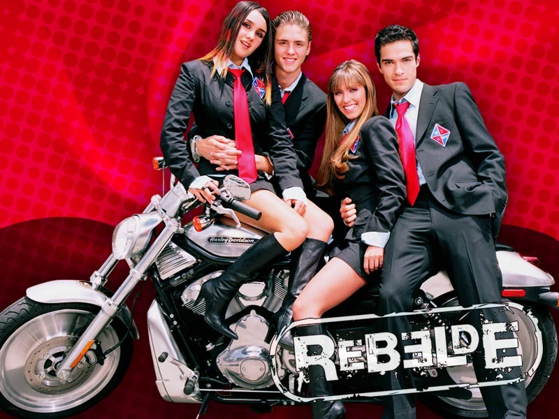 RBD Rebelde Way vs