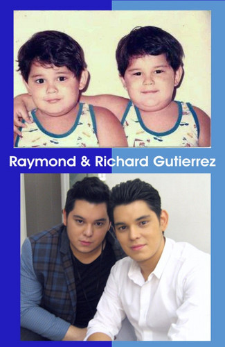 RICHARD AND RAYMOND
