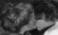 Rafael Nadal and शकीरा किस in night