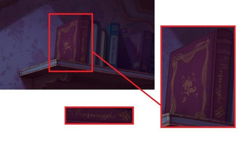 Rapunzel book in PatF!