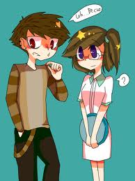 Rigby and Eileen Humanized