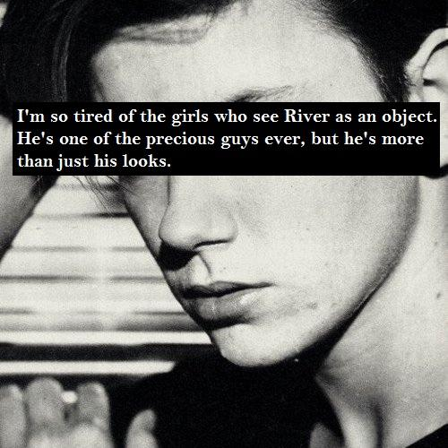 River Confessions