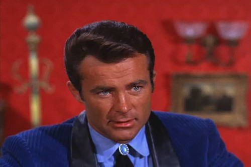 Wild Wild West wallpaper probably with a business suit called Robert Conrad as Jim West