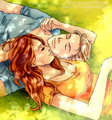 Rose & Scorpius - rose-and-scorpius fan art