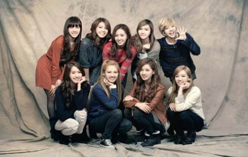 SNSD @ Girls' Generation and Dangerous Boys Picture