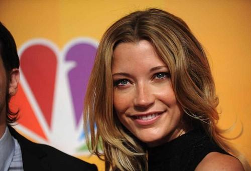 Sarah at NBC Presentation