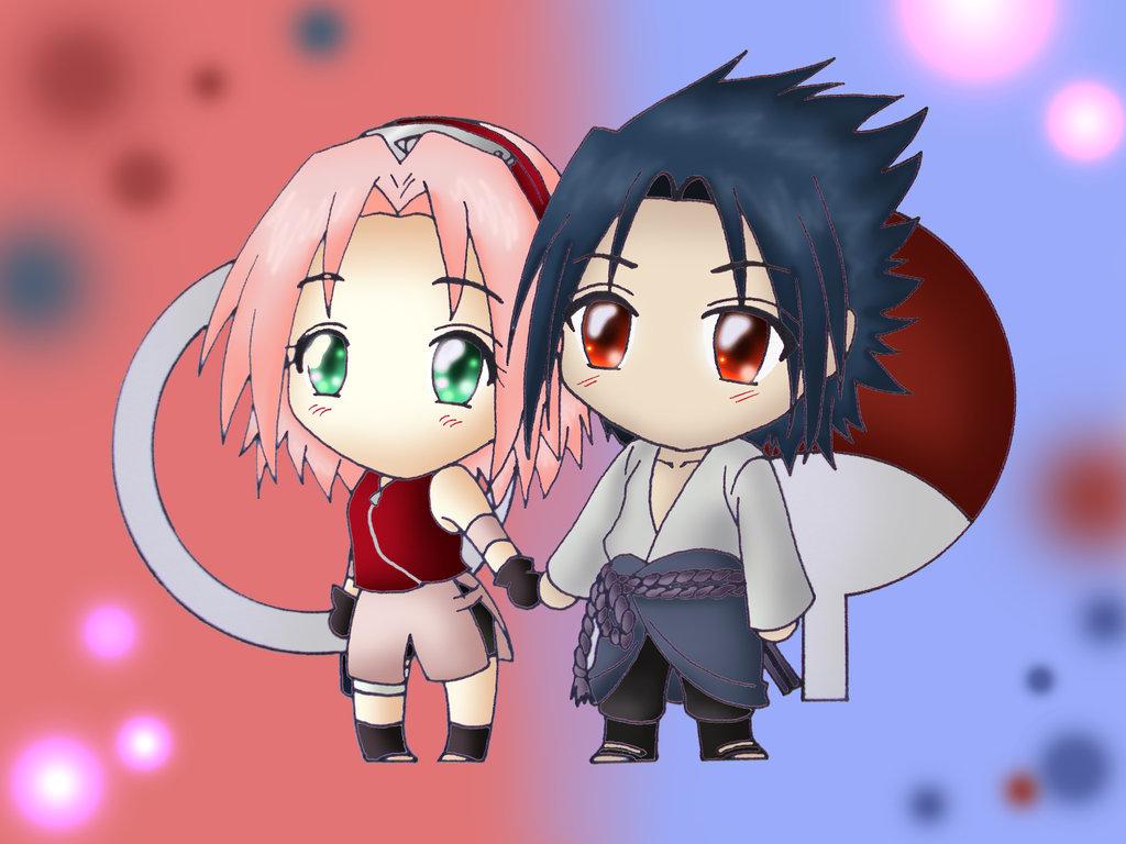 SasuSaku Naruto Fan Art Fanpop