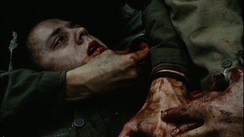 Giovanni Ribisi wallpaper containing an abattoir entitled Saving Private Ryan