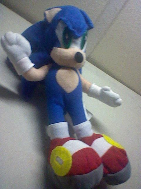 Scariest Sonic Plush EVER