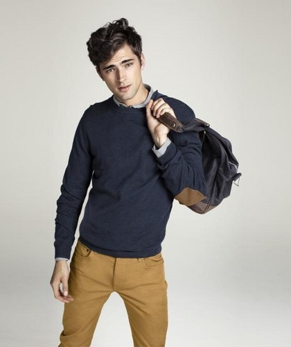 Sean O'pry & Ben heuvel for H&M