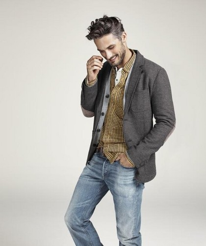 Sean O'pry & Ben heuvel for H&M