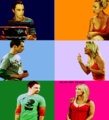 Senny - penny-and-sheldon fan art