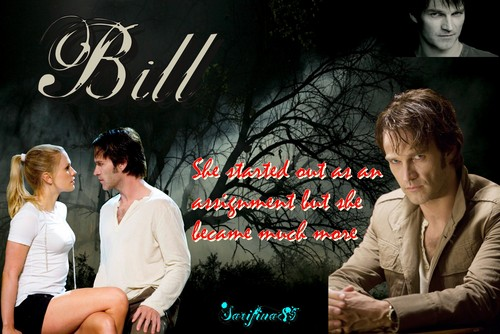 She became much more ♥Bookie♥ - bill-and-sookie Fan Art