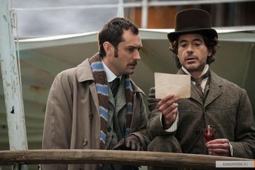 Sherlock Holmes: A Game of Shadows, 2011