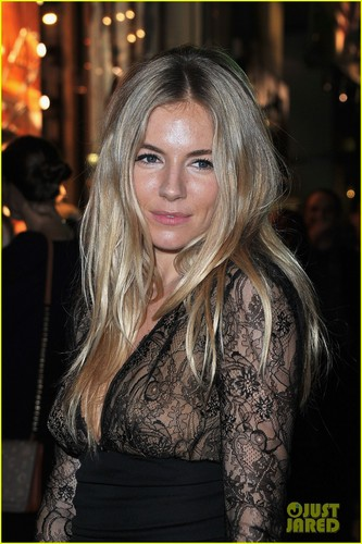 Sienna Miller Hosts Lancel's 135 Years of French Legerete