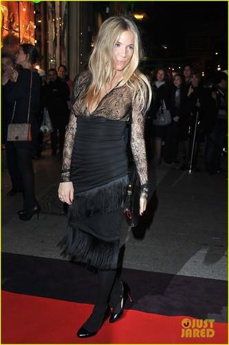 Sienna Miller Hosts Lancel's 135 Years of French Legerete