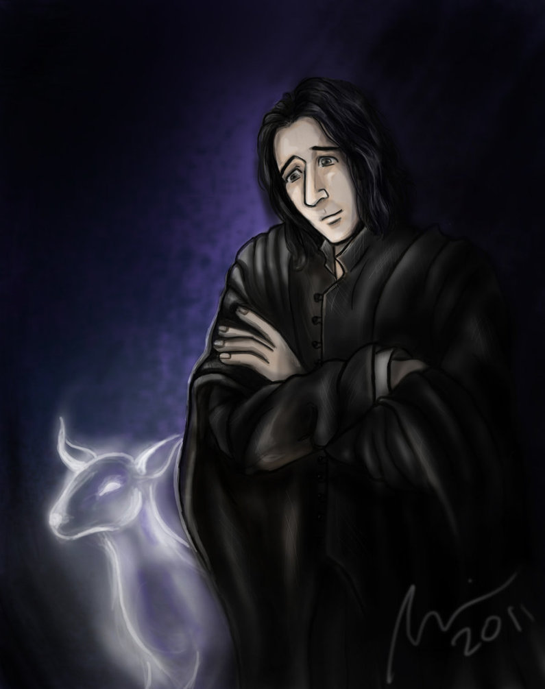"Snape and Lily - ""Always"""