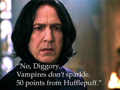 Snape's Right