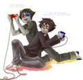 Sollux and Karkat