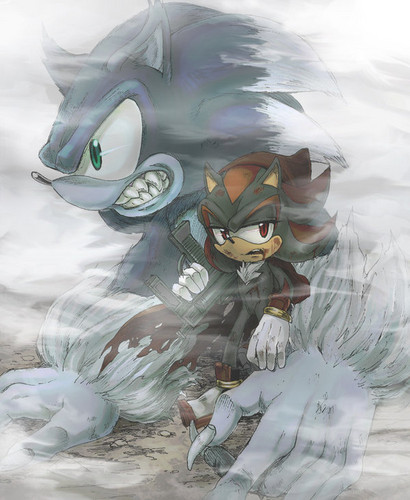 Sonadow wallpaper titled Sonadow
