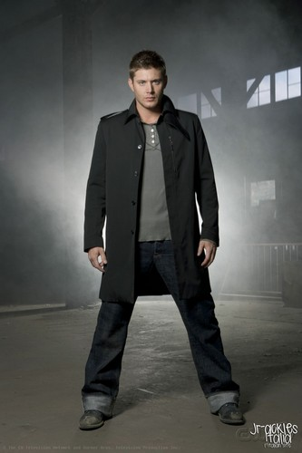 Dean Girls wallpaper containing a business suit and a well dressed person titled Supernatural - Promotionals