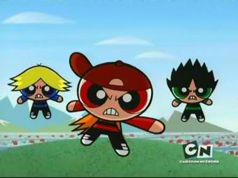 Powerpuff Girls and Rowdyruff Boys achtergrond called THE RRB RULES!!!