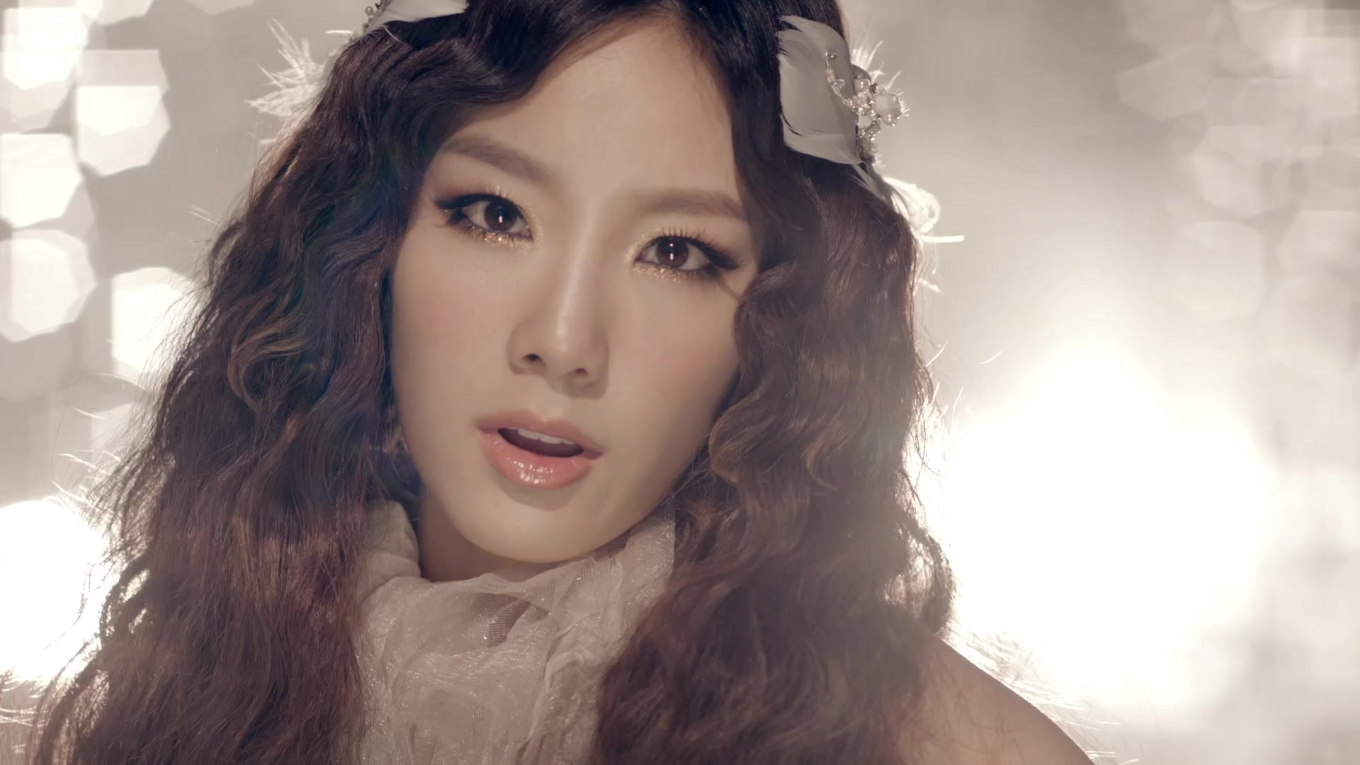 Taeyeon - The Boys mv