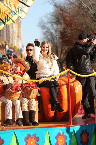 The 85th annual Macy's Thanksgiving دن Parade, New York 24.11.11