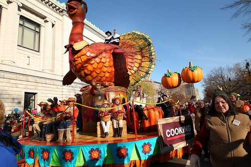 The 85th annual Macy's Thanksgiving dia Parade, New York 24.11.11