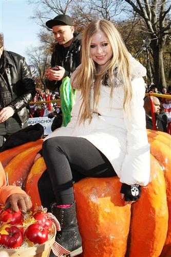The 85th annual Macy's Thanksgiving araw Parade, New York 24.11.11