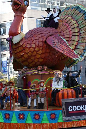 The 85th annual Macy's Thanksgiving 일 Parade, New York 24.11.11