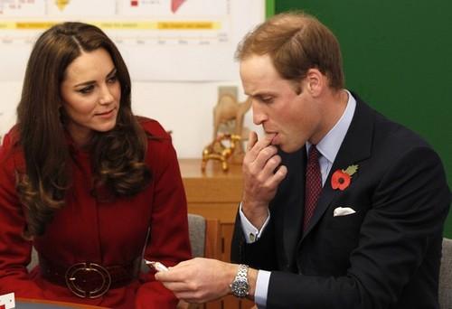 The Duke And Duchess Of Cambridge In Denmark