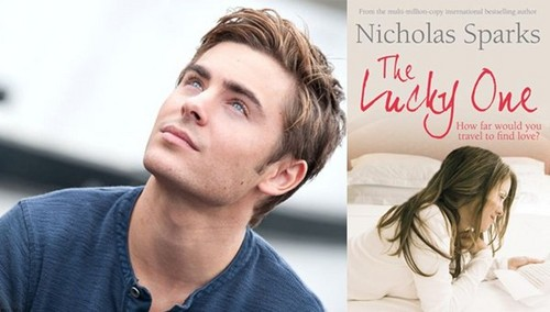 The Lucky One Zac Efron