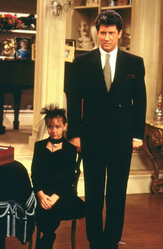 The Nanny wallpaper with a business suit, a suit, and a three piece suit called The Nanny