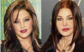 Those beautiful ladies are so alike