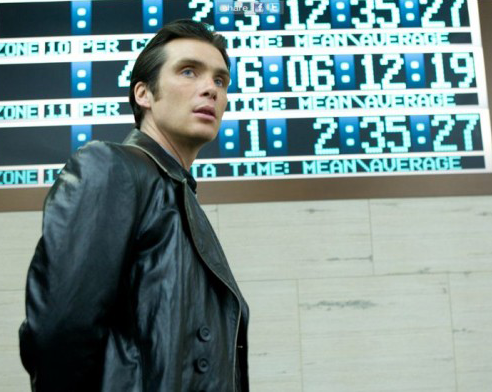 Timekeeper Raymond Leon