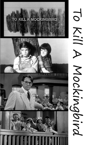The Fanfic wallpaper entitled To Kill A Mockingbird