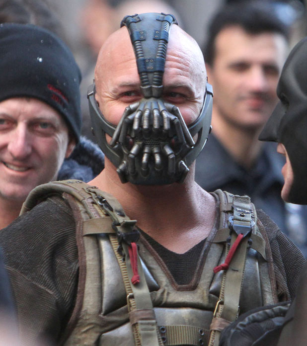 Tom Hardy IS Bane... -...