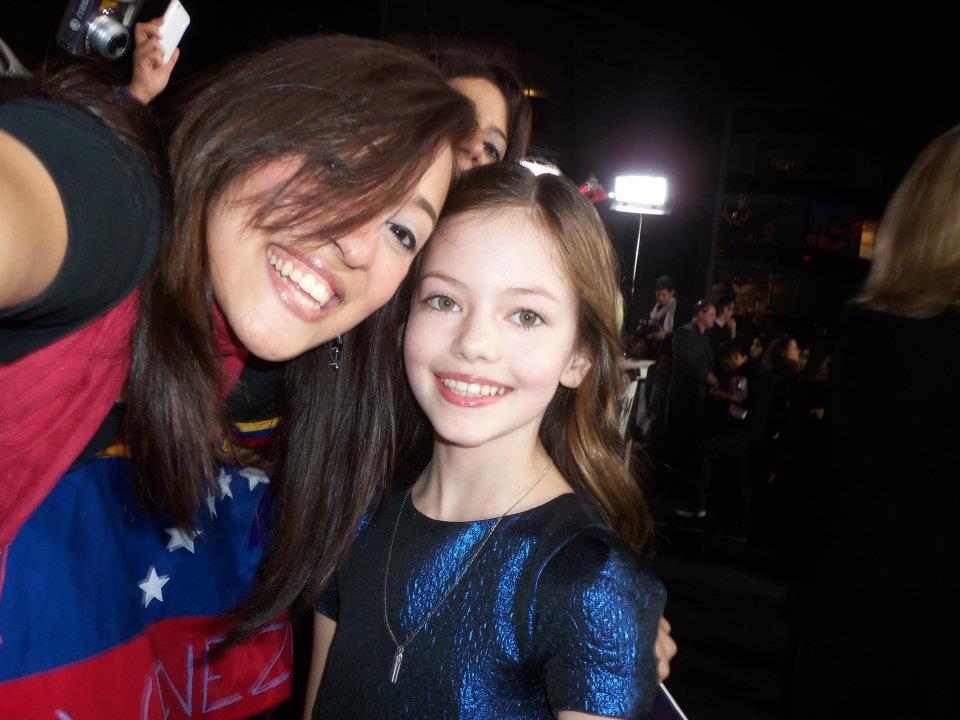 Venezuela presente en la Premiere de Breaking Dawn Part 1 en Los Angeles
