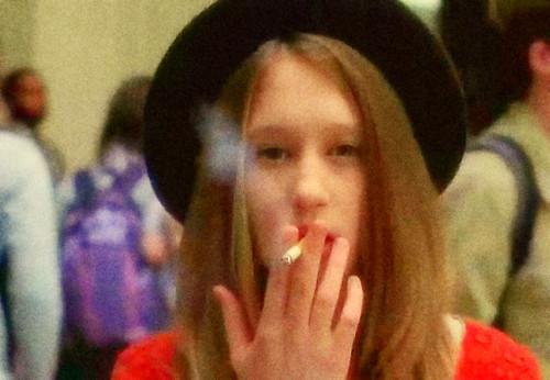 Violet Harmon :3
