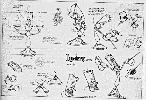 Maximus Tangled Model Sheet