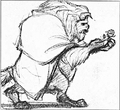Walt Disney Sketches - The Beast