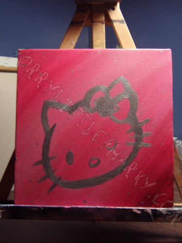 Wink In Pink - hello-kitty Photo