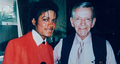 With fred astaire♥ - michael-jackson photo