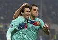 Xavi Hernandez - AC Milan (2) v FC Barcelona (3)