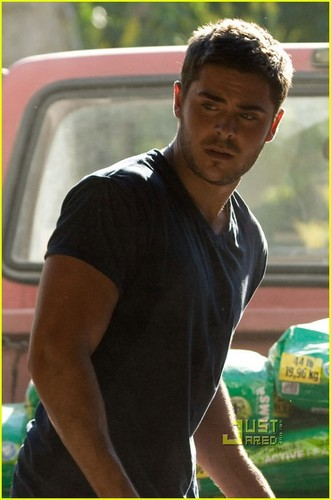 Zac Efron in The Lucky One - nicholas-sparks-novels-and-movies Photo