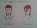 Ziggy Stardust & Аладдин Sane