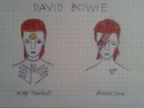 Ziggy Stardust & Aladdin Sane
