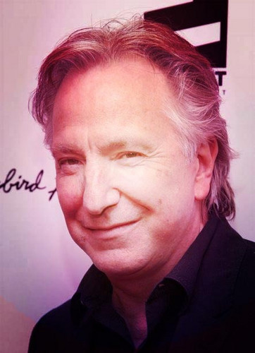 Alan Rickman wallpaper possibly with a business suit and a portrait titled alan  rickman