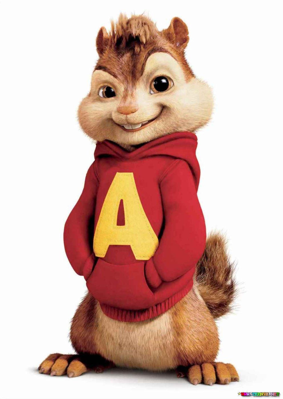 Alvin and the Chipmunks 3: Chip-Wrecked alvin
